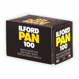 ILFORD PAN 100 135/36