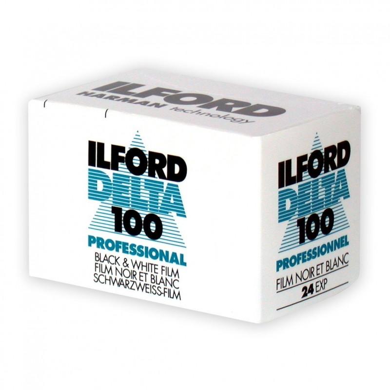 ILFORD DELTA 100 135 da 24 pose