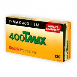 KODAK TMAX 400 120 Conf. 5 rulli