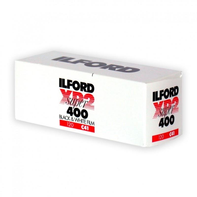 ILFORD XP2 400 SUPER 120