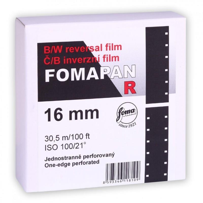FOMAPAN R 100 16 mm - bobina da 30,5 m