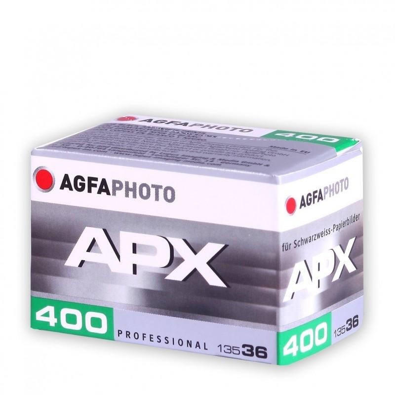 AGFAPAN APX400 135 da 36 pose