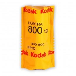 KODAK PORTRA 800 formato 120