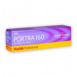 KODAK PORTRA 160 135 da 36 pose - Confezione 5 rulli