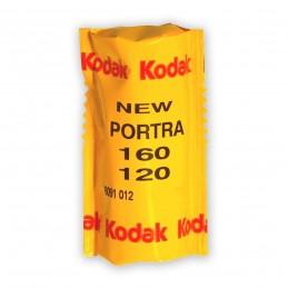 KODAK PORTRA 160 formato 120