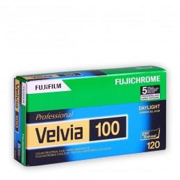 FUJI VELVIA RVP 100 120 Conf. da 5 rulli