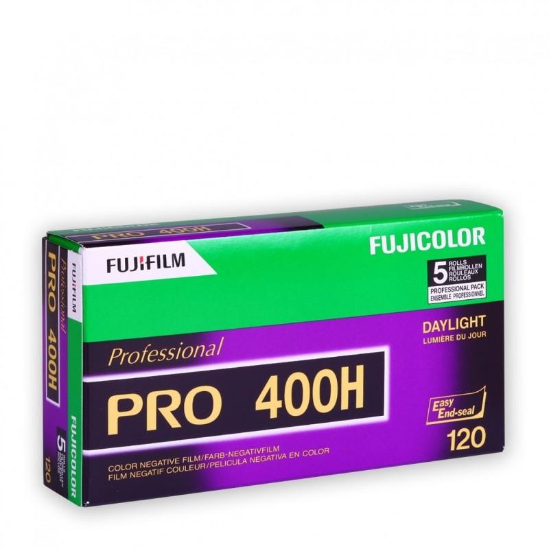 FUJI PRO 400 H 120 Conf. da 5 rulli