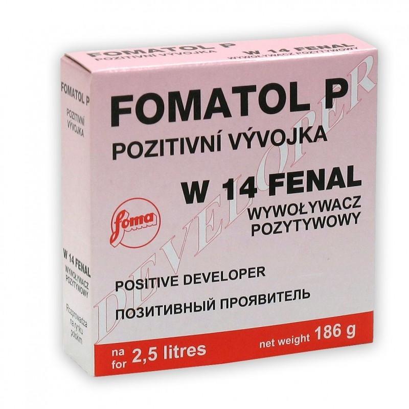 FOMA - FOMATOL P Sviluppo carta per fare 2.5 Litri