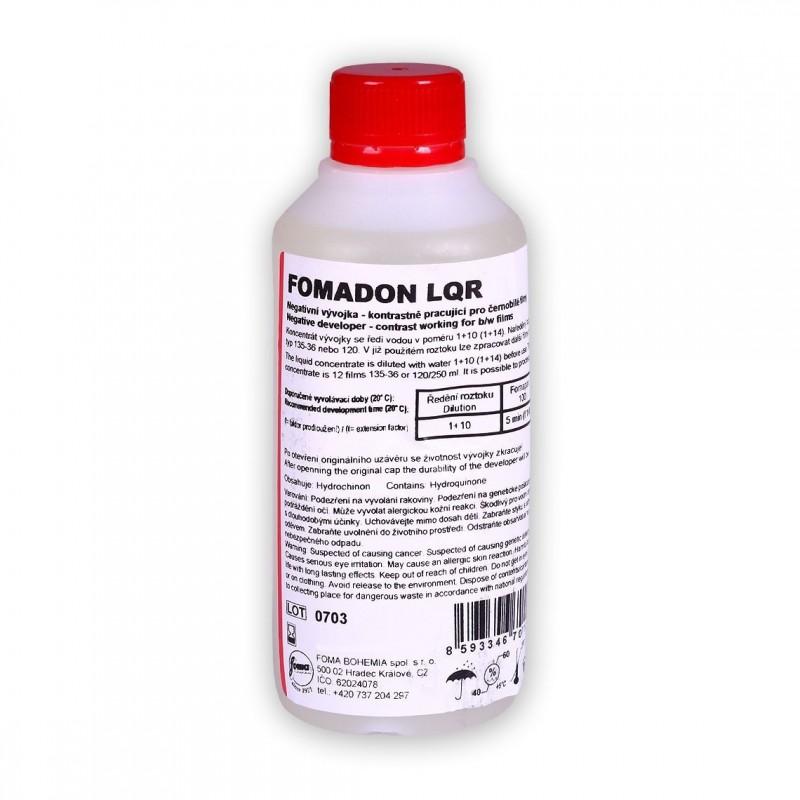 FOMA - FOMADON LQR Sviluppo negativo 250 cc