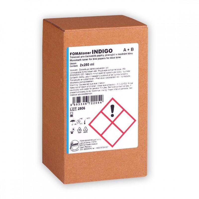 FOMA - FOMATONER INDIGO viraggio blu 2x220 ml