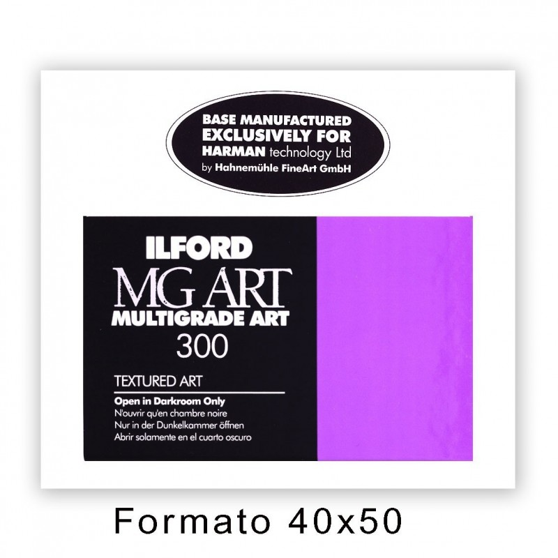 ILFORD MG ART 300 40,6x50,8/30