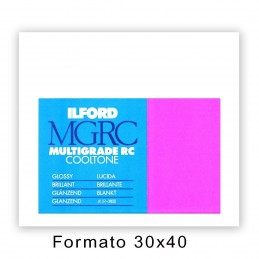 ILFORD MG RC COOLTONE 30,5x40,6/50 1M Lucida
