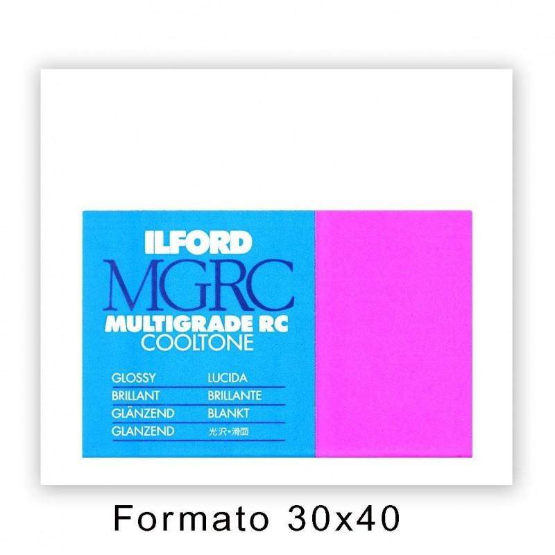 ILFORD MG RC COOLTONE 30,5x40,6/50 1M Lucida