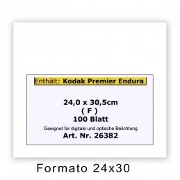 KODAK ENDURA PREMIER 24x30,5/100 F Lucida