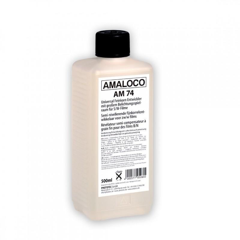 AMALOCO AM 74 Sviluppo negativo Conf. 500 ml.
