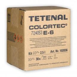 TETENAL COLORTEC E-6 KIT 3 BAGNI Per fare 2,5 Litri