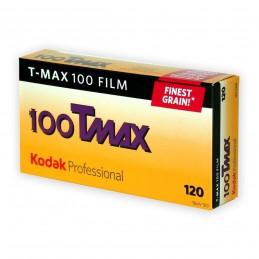 KODAK TMAX 100 120 Conf. 5 rulli