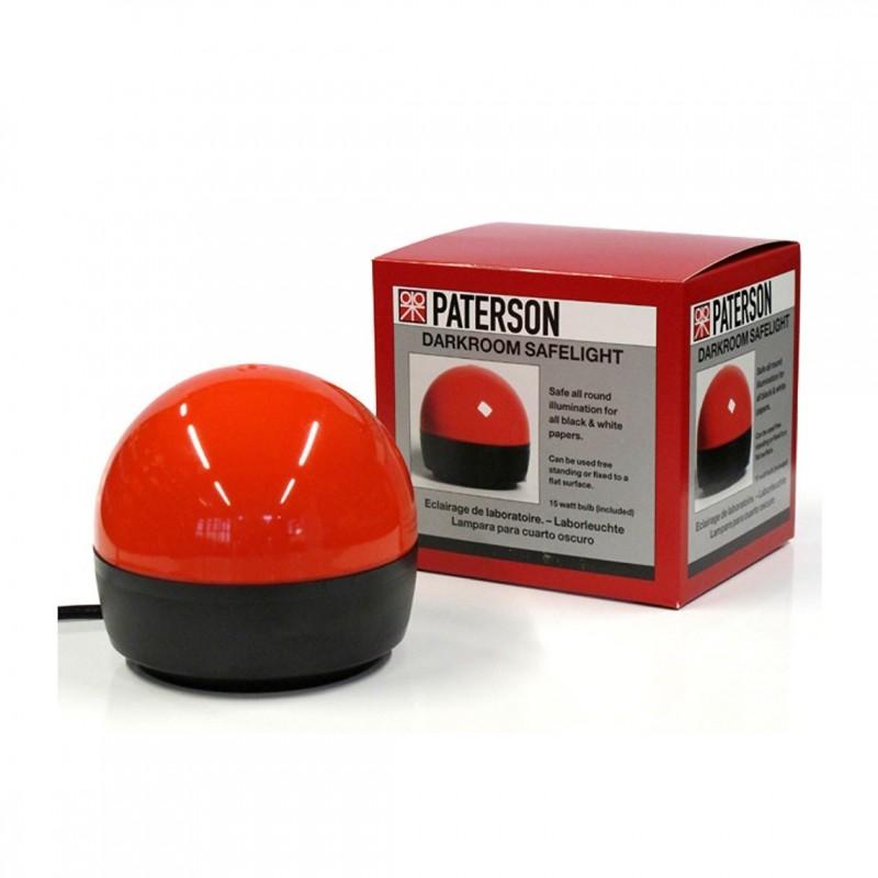 Lampada di sicurezza PATERSON con lampadina di ricambio