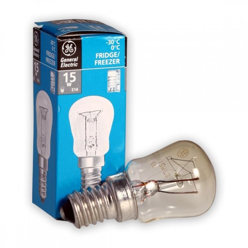 Lampadina 220V 15W E16 (Ricambio lampade Paterson)