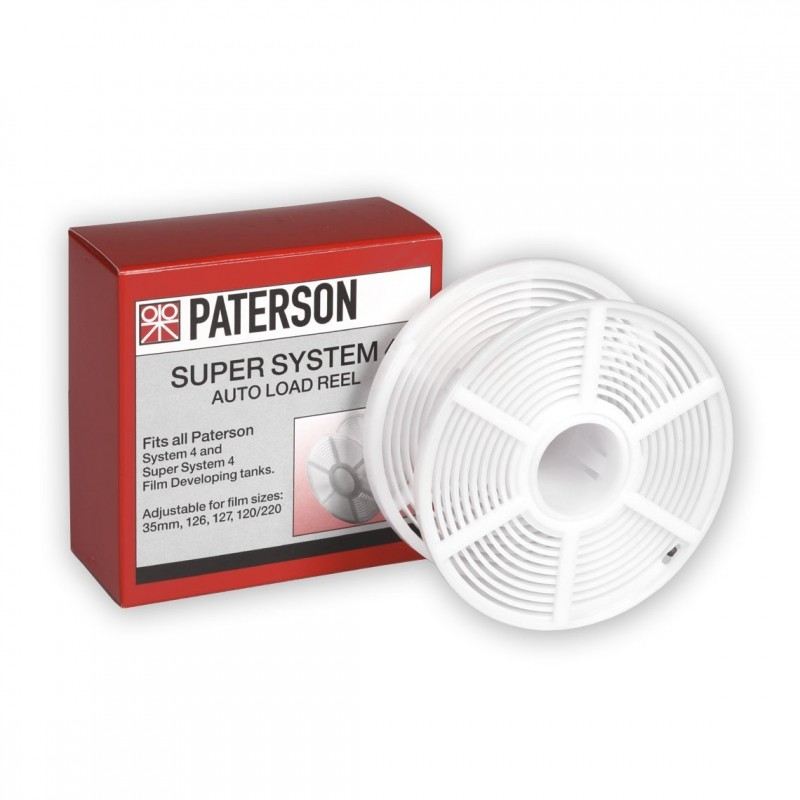 PATERSON Spirale in nylon regolabile per pellicola 135/120