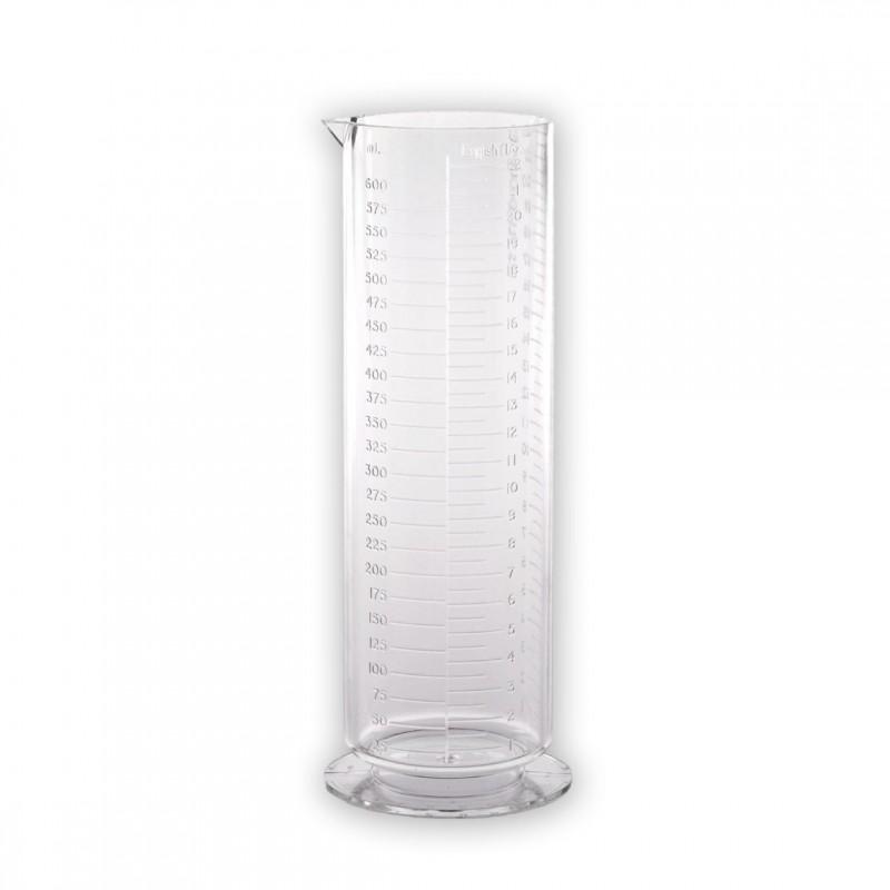 PATERSON - Cilindro graduato 600 ml