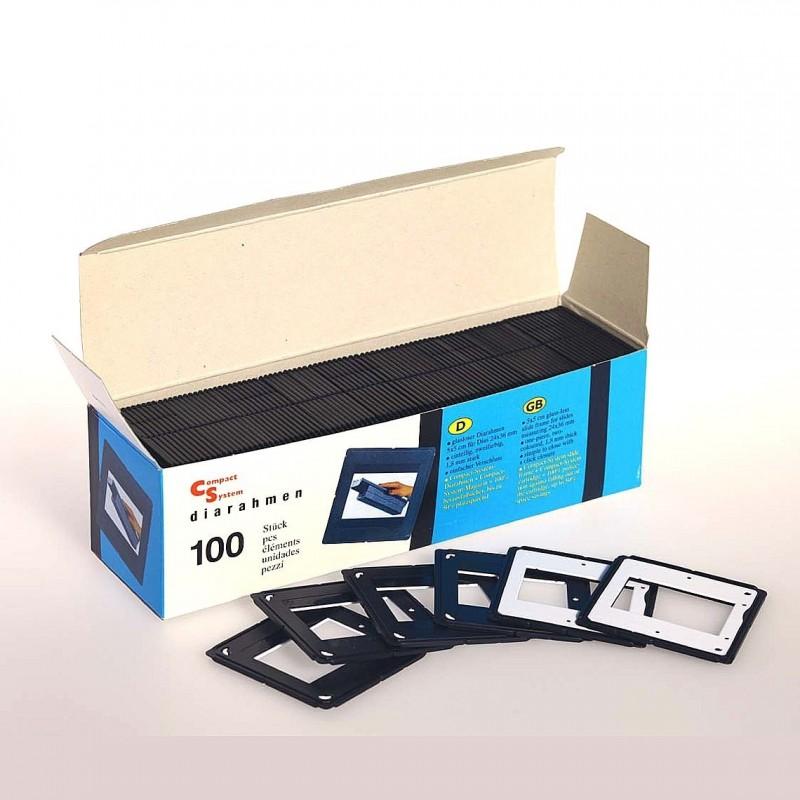 A-P Telaietti per diapositive - Conf. 100 pezzi