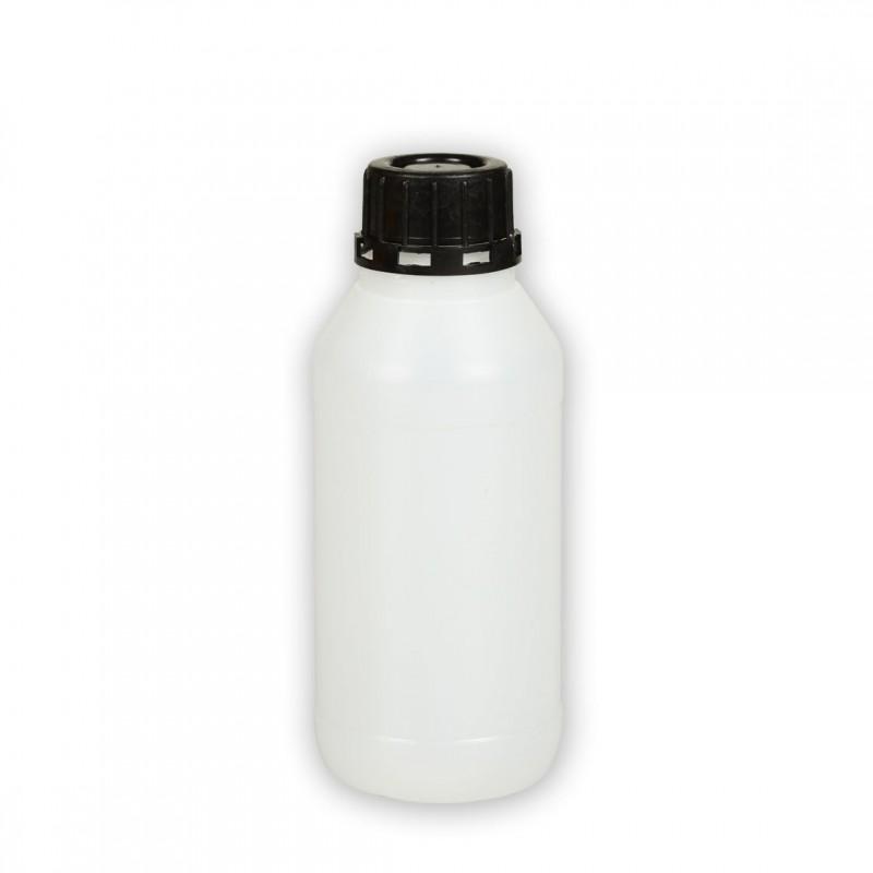 BOTTIGLIA RIGIDA semitrasparente da 500 ml