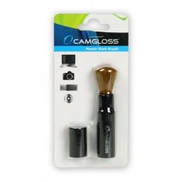 CAMGLOSS - Pennello pulizia in pelo di capra
