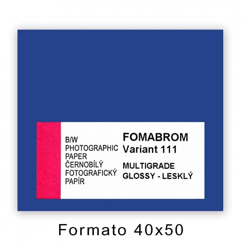 FOMABROM VARIANT 111 40,6x50,8/10 Lucida