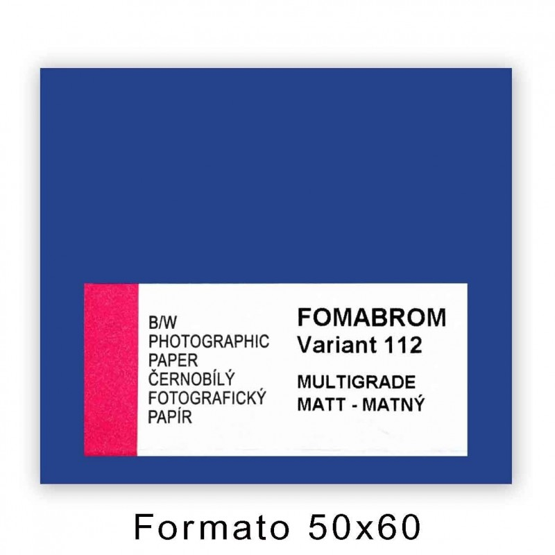 FOMABROM VARIANT 112 50x60/10 Opaca