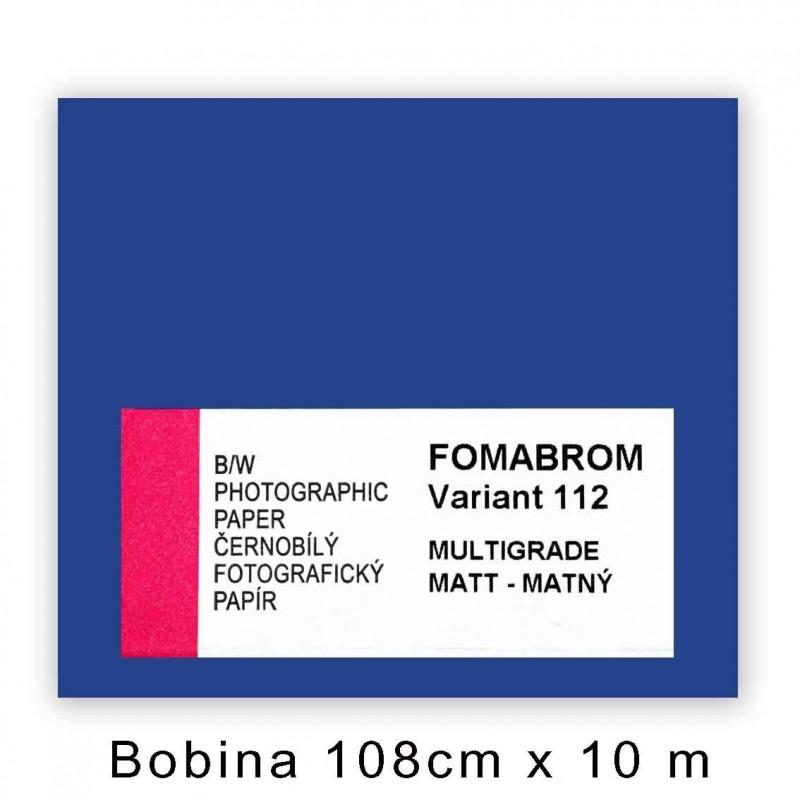 FOMABROM VARIANT 112 Bobina 108x10 m Opaca