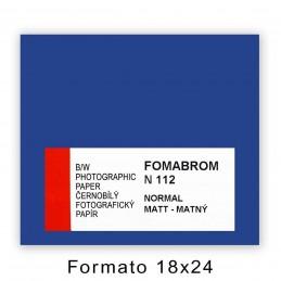 FOMABROM 112 N 18x24/25 Opaca