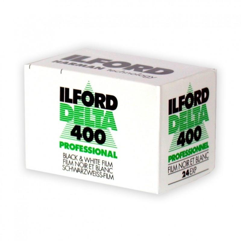 ILFORD DELTA 400 135 da 24 pose