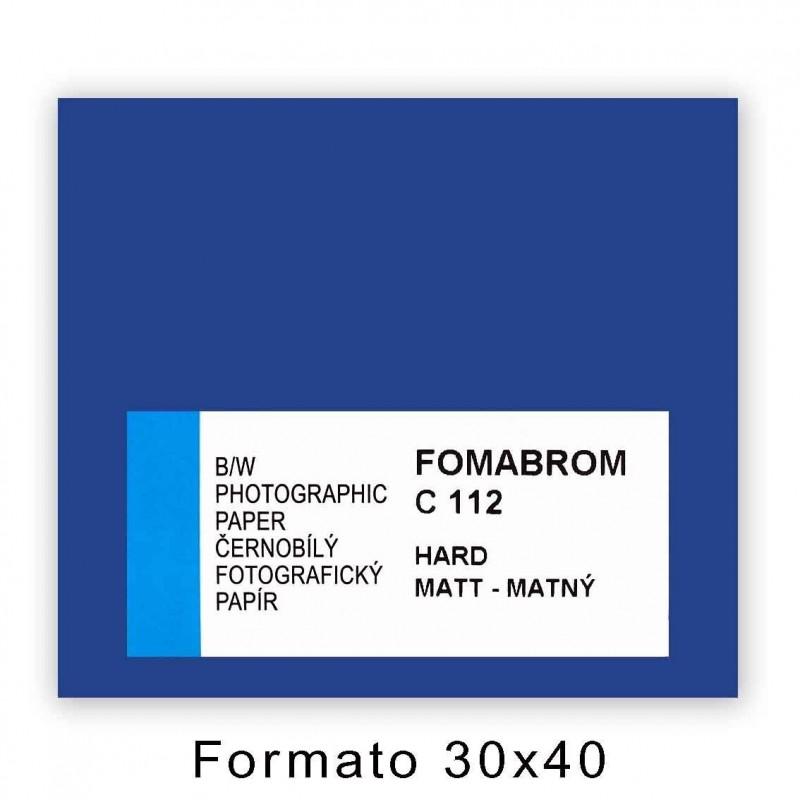 FOMABROM 112 C 30x40/10 Opaca