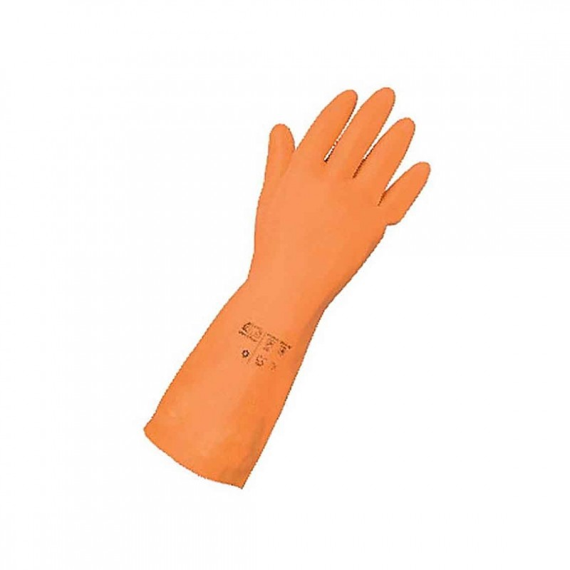 """Guanti """"SIMPLY PLUS"""" arancione"""