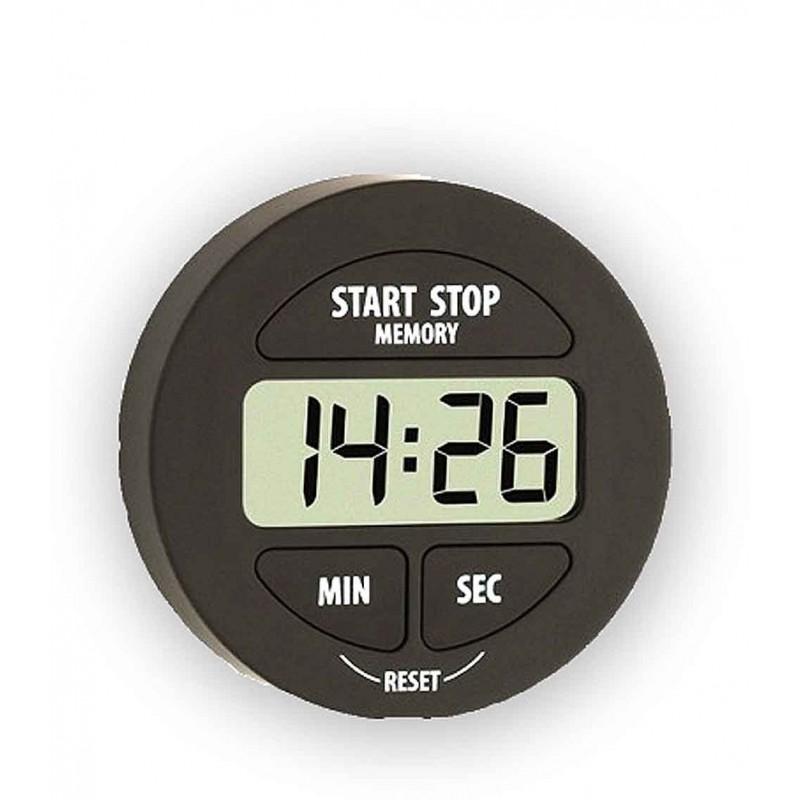 TFA - Timer cronometro digitale nero