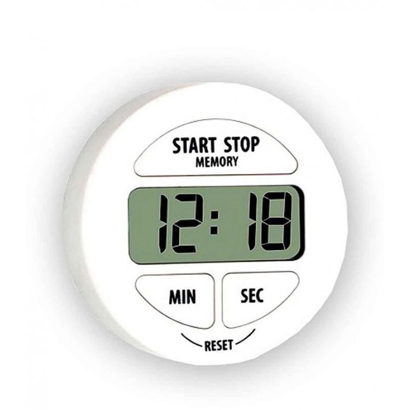 TFA - Timer cronometro digitale bianco