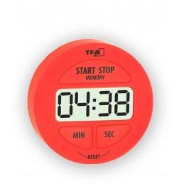 TFA - Timer cronometro digitale rosso