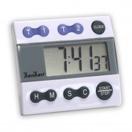 HANHART - Cronometro LABOR 2 con scala a 2 tempi