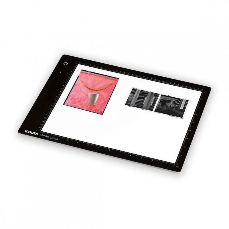 KAISER Visore da tavolo SLIMLITE PLANO 22x32 cm