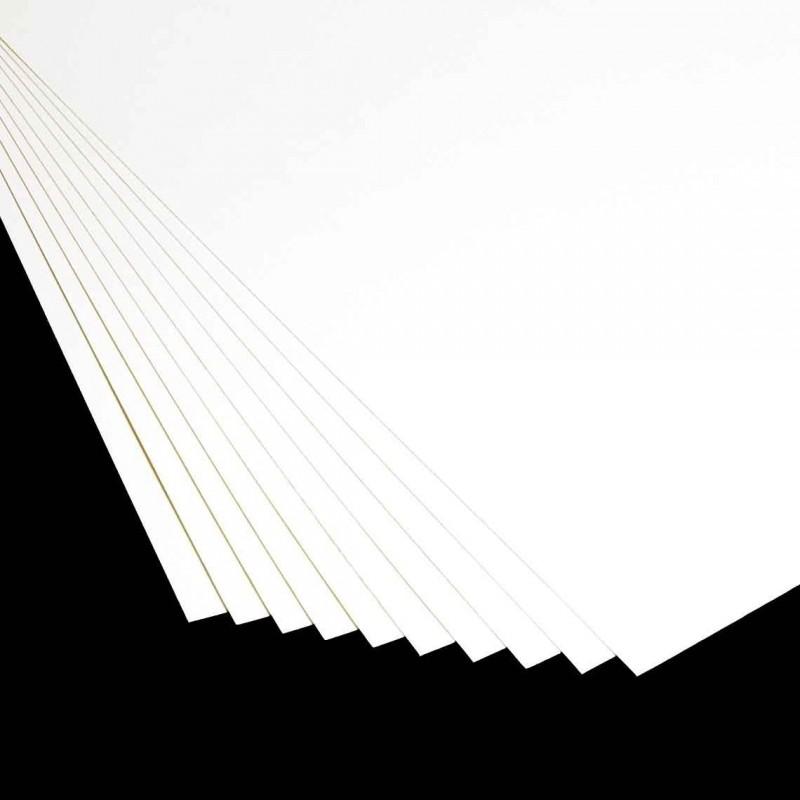 Cartoncino ROSASPINA Fabriano - confezione da 10 fg. 35x50 cm